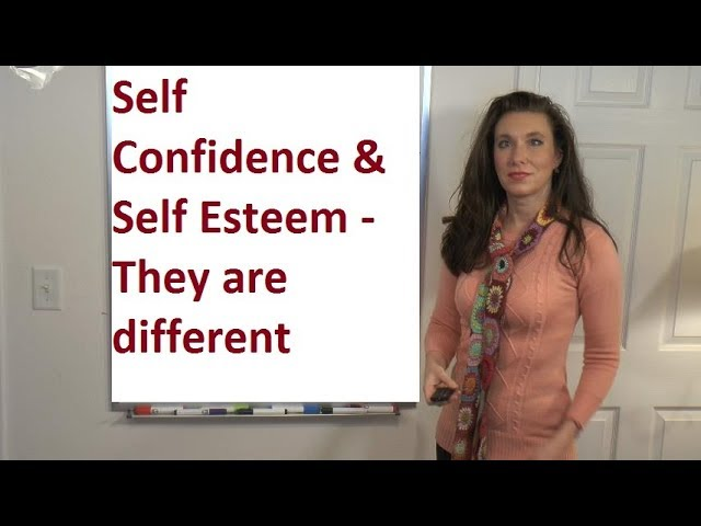 Sun, Moon, Self-Confidence & Self-Esteem